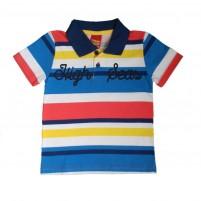 Camisa Polo Alto Mar Menino Verão
