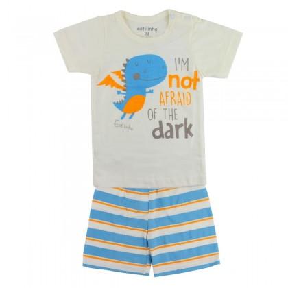 Conjunto Bebê Pijama Baby Dino