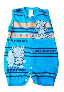 Macacão Curto Regata Surf Verão